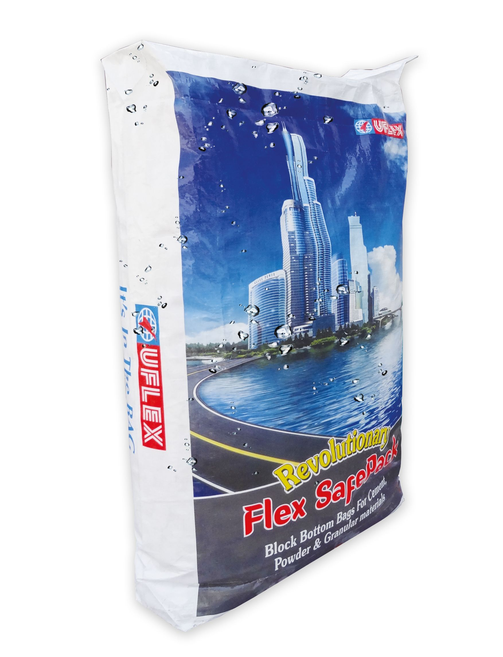 Uflex moisture-proof bag - 2015 Silver Winner - DuPont Awards for Packaging Innovaiton (Image courtesy of UFLEX LIMITED - India)