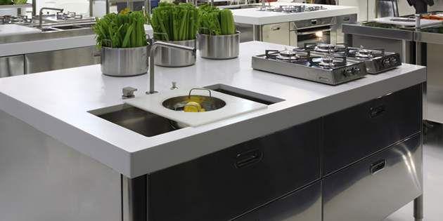 plans de travail de cuisine corian dupont dupont france. Black Bedroom Furniture Sets. Home Design Ideas