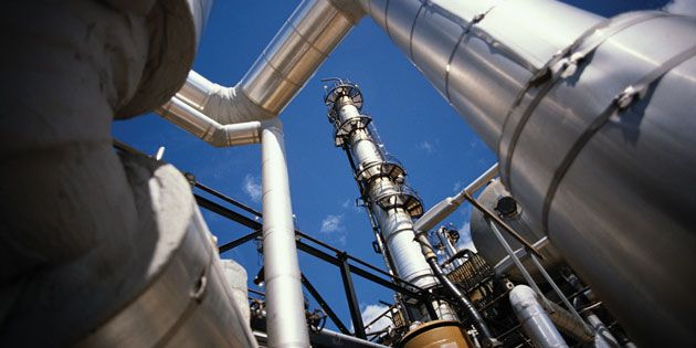 A Refinery - Expertise for refining and upgrading that is dedicated to clean air and clean fuel technologies.