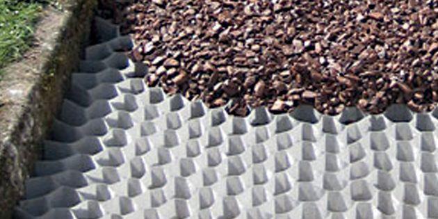 Solu ii de stabilizare solului plantex groundgrid for Vasche in plastica da giardino