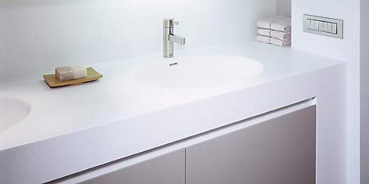 Corian® Bathroom Basins Provide A Seamless Appearance And Elegance, No  Matter Th