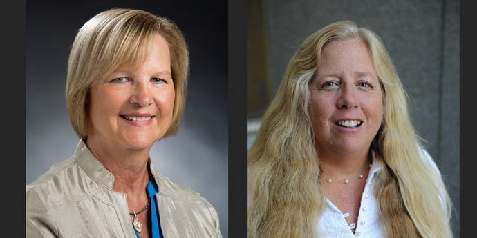 Barbara Larsen and Mary Ellen McNally among Top 50 Women in Analytical Science