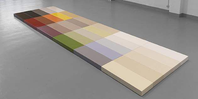 DuPont™ Corian® Tones, the Exclusive Selection of Solid Colours - Photo Leo Torr