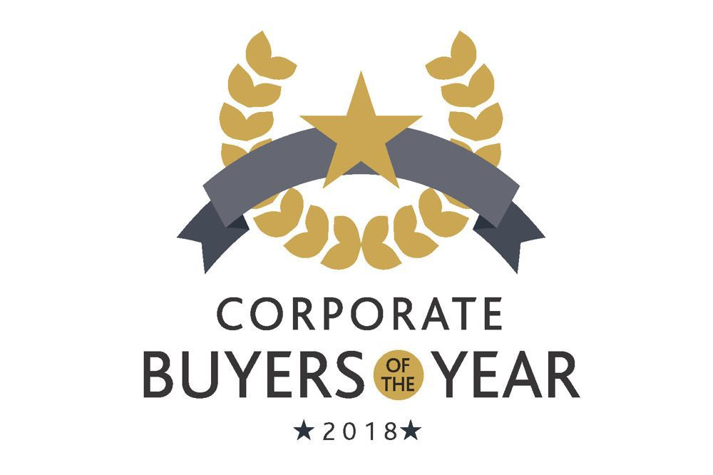 Corporate Buyers of the year - 2018