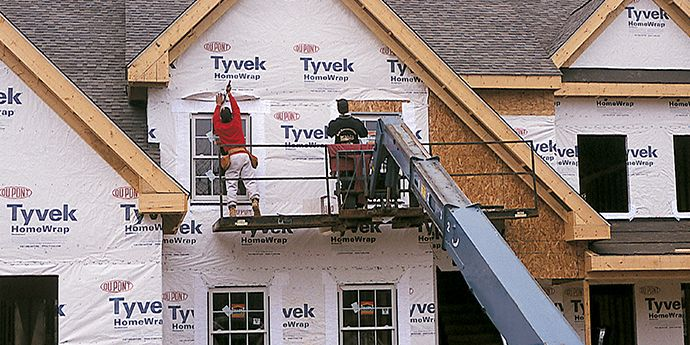Synthetic Roofing Underlayment Why Use Dupont Tyvek