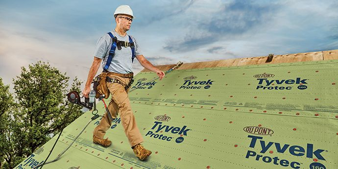 Tyvek® Protec™ - Why Use Protec™
