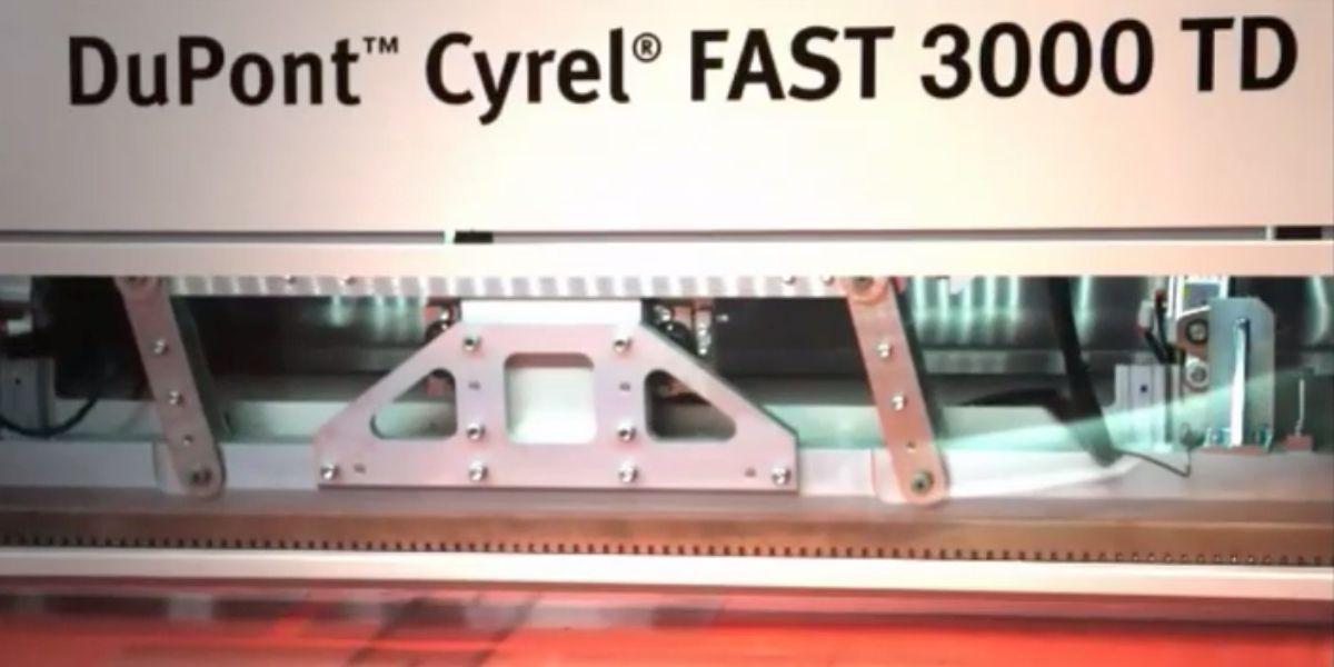 视频:乐天堂体育投注™ Cyrel® FAST 3000 TD