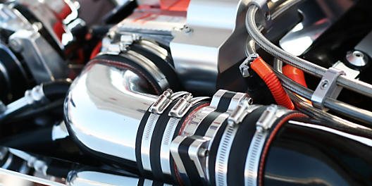 Elegant Automotive Safety Systems; Ceramic Based Material Solutions From DuPont Are  Used In A Wide Variety Of Specific Engine
