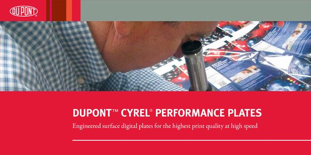 Cyrel® Performance Plates