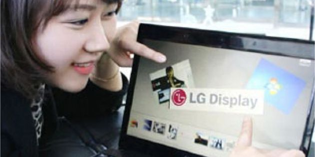 LG Touch Screen Display