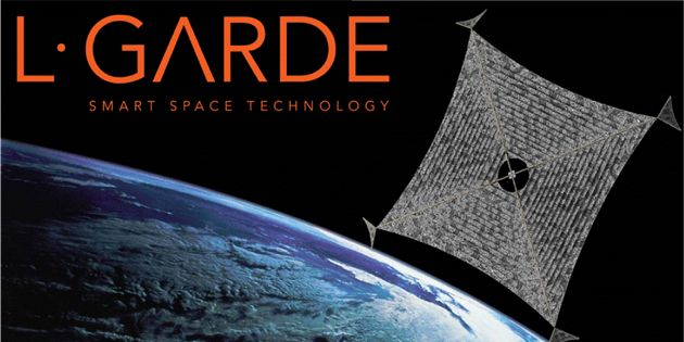 Kapton® EN Chosen for L'Garde Solar Sail