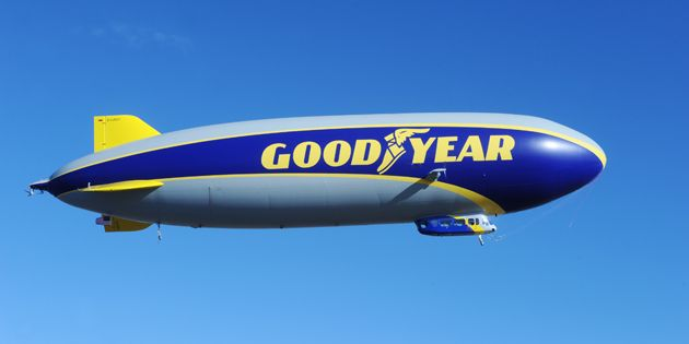 Goodyear's Newest Blimp Takes to the Skies, Protected by DuPont™ Tedlar® Polyvinyl Fluoride (PVF) Film