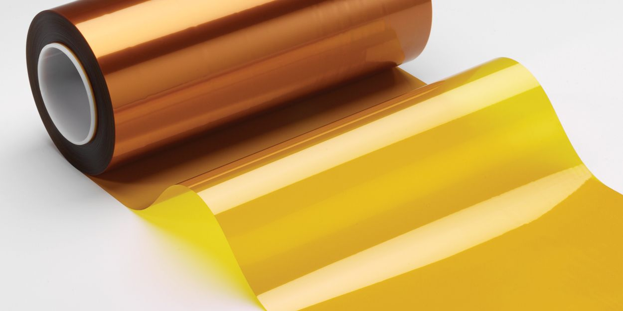 Extreme Versatility and Thermal Performance Provides Unlimited Potential DuPont™ Kapton®