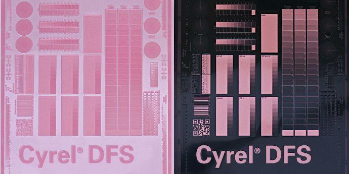 Cyrel® DFS Plate