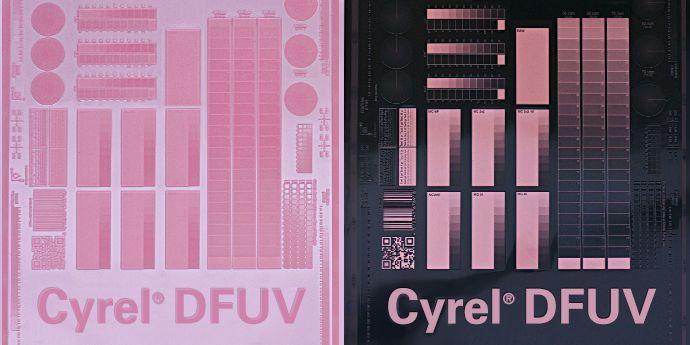 Cyrel® FAST DFUV Plate