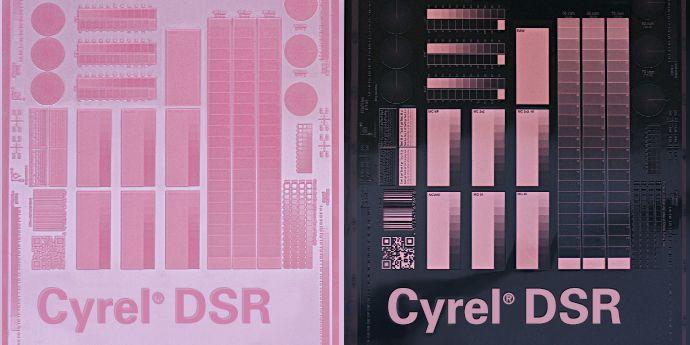 Cyrel® DSR Plate