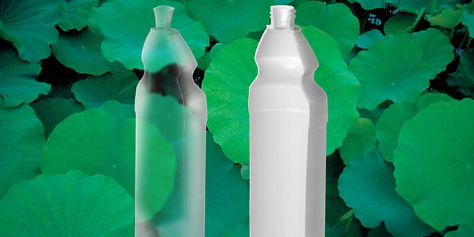 Fragrance packaging - Gaplast airless bag in bottle