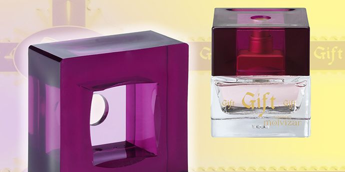 Bejar Parfum (fragrance packaging made with DuPont™ Surlyn®)