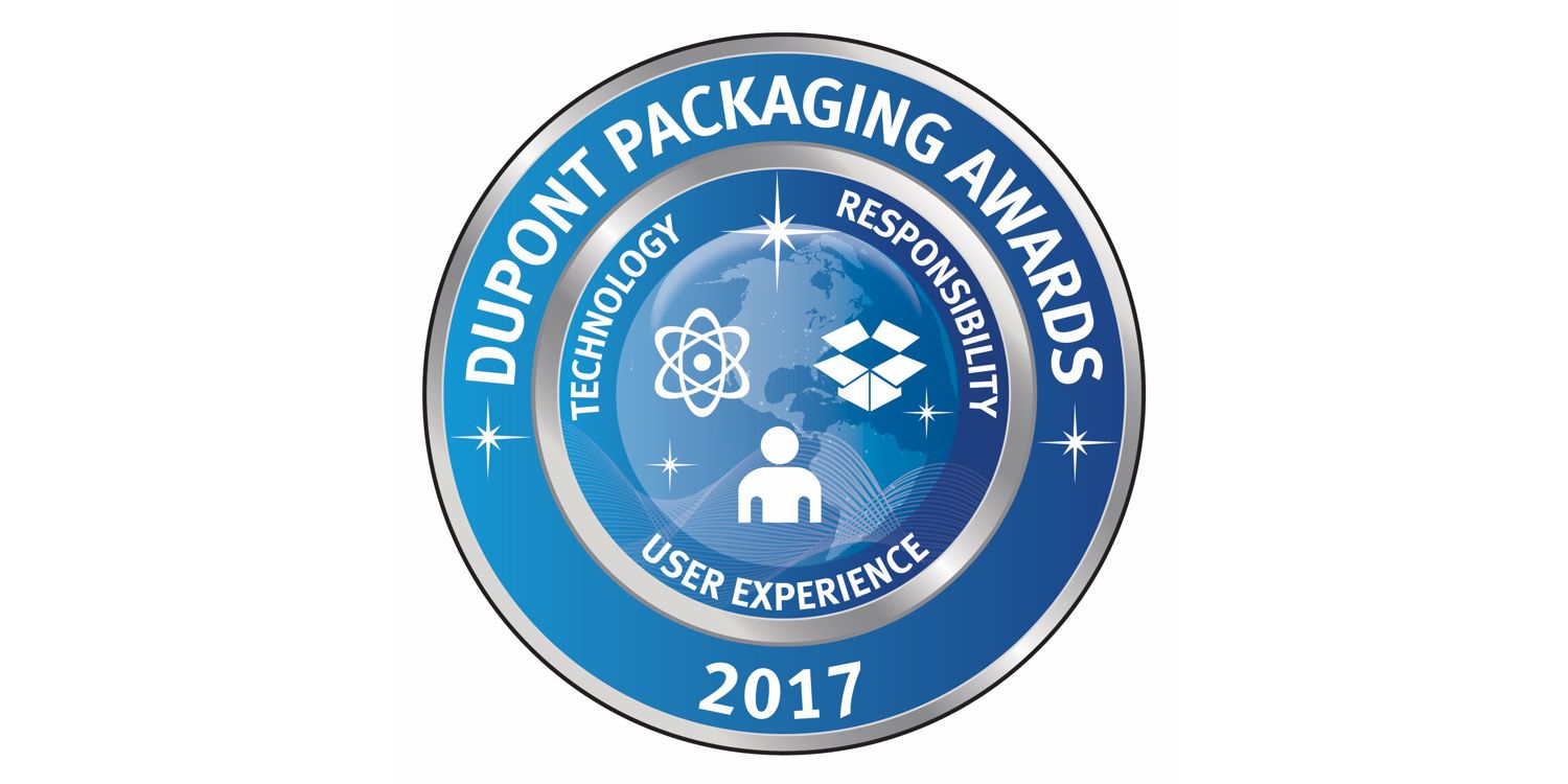 DuPont Packaging Award Icon - DuPont Awards for Packaging Innovation