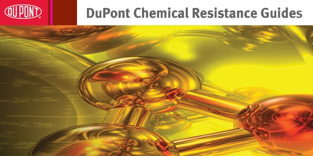 DuPont Chemical Resistance Guides