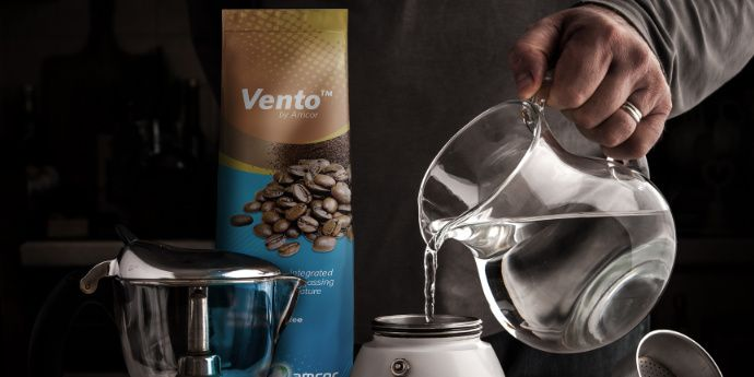 Vento™: Advanced Coffee Packaging with Integrated Degassing System - 2017 Gold Award - DuPont Awards for Packaging Innovation