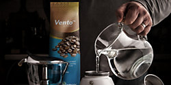 advanced coffee packaging with integrated degassing system