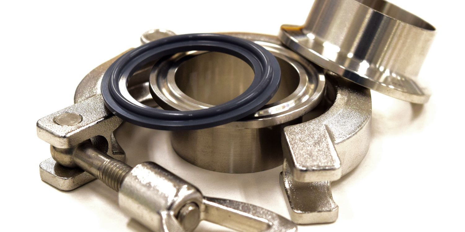 DuPont™ Kalrez® LS390 for Sanitary Seals