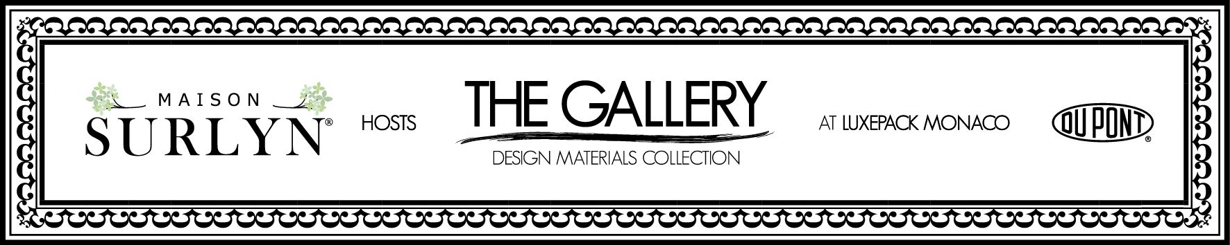The Gallery - Design Materials Collection