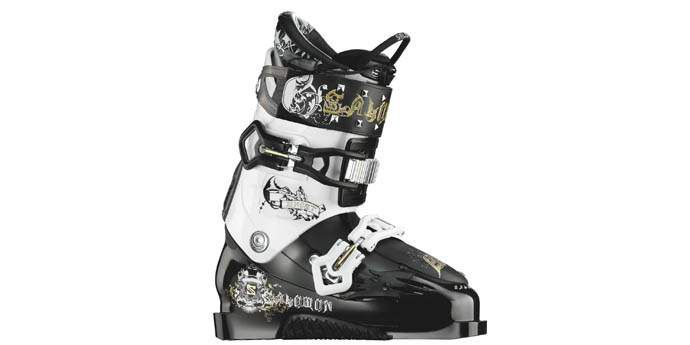 Ghost Rider Ski Boot from Salomon