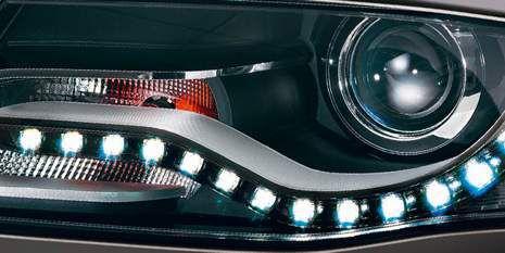 Crastin® headlamp bezels