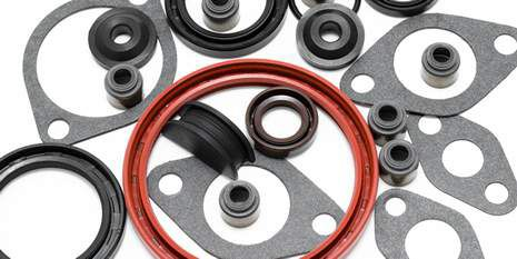 Automotive seals made of Viton® exhibit resistance to harsh fuels & lubricants.