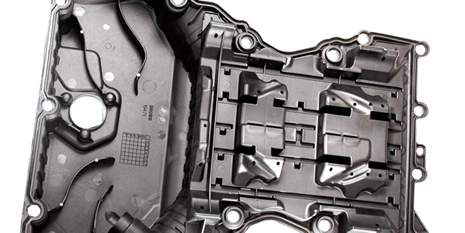 Vamac® helps oil pans & cylinder head cover gaskets last longer.
