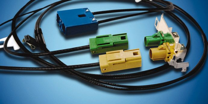 Zytel® Rugged FAKRA Connectors