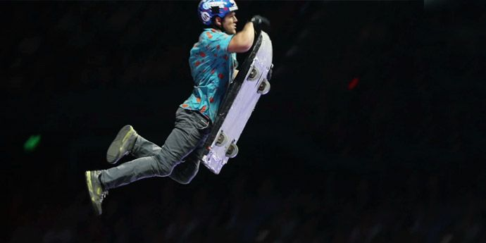 Kevlar® Nitro Circus Collaboration Thumbnail