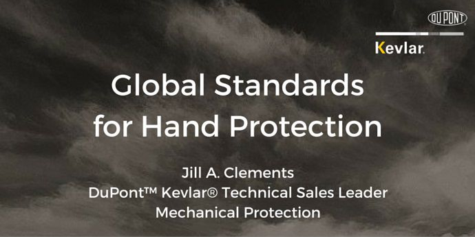 New Global Standards for Hand Protection