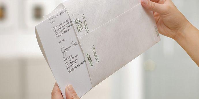 Flat Envelopes   Tyvek® Envelopes