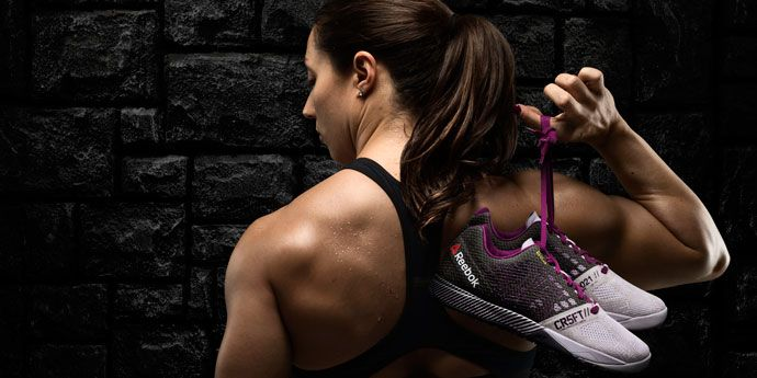 Reebok Crossfit® Gear made with Kevlar®
