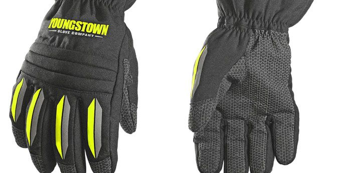 Kevlar & Youngstown: FR Emergency Gas Glove