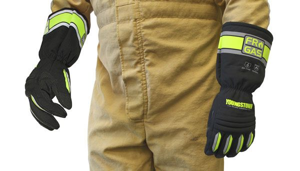 Kevlar & Youngstown: Fire Suite with FR Emergency Gas Glove