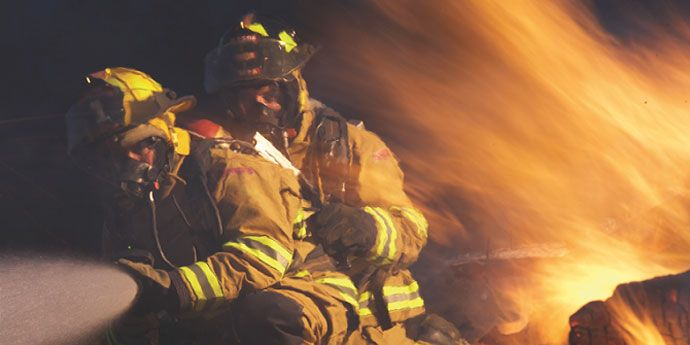 Globe Manufacturing Company - DuPont™ Kevlar® - Firefighters