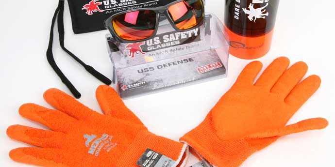 DuPont­™ Kevlar® & MCR Safety Set