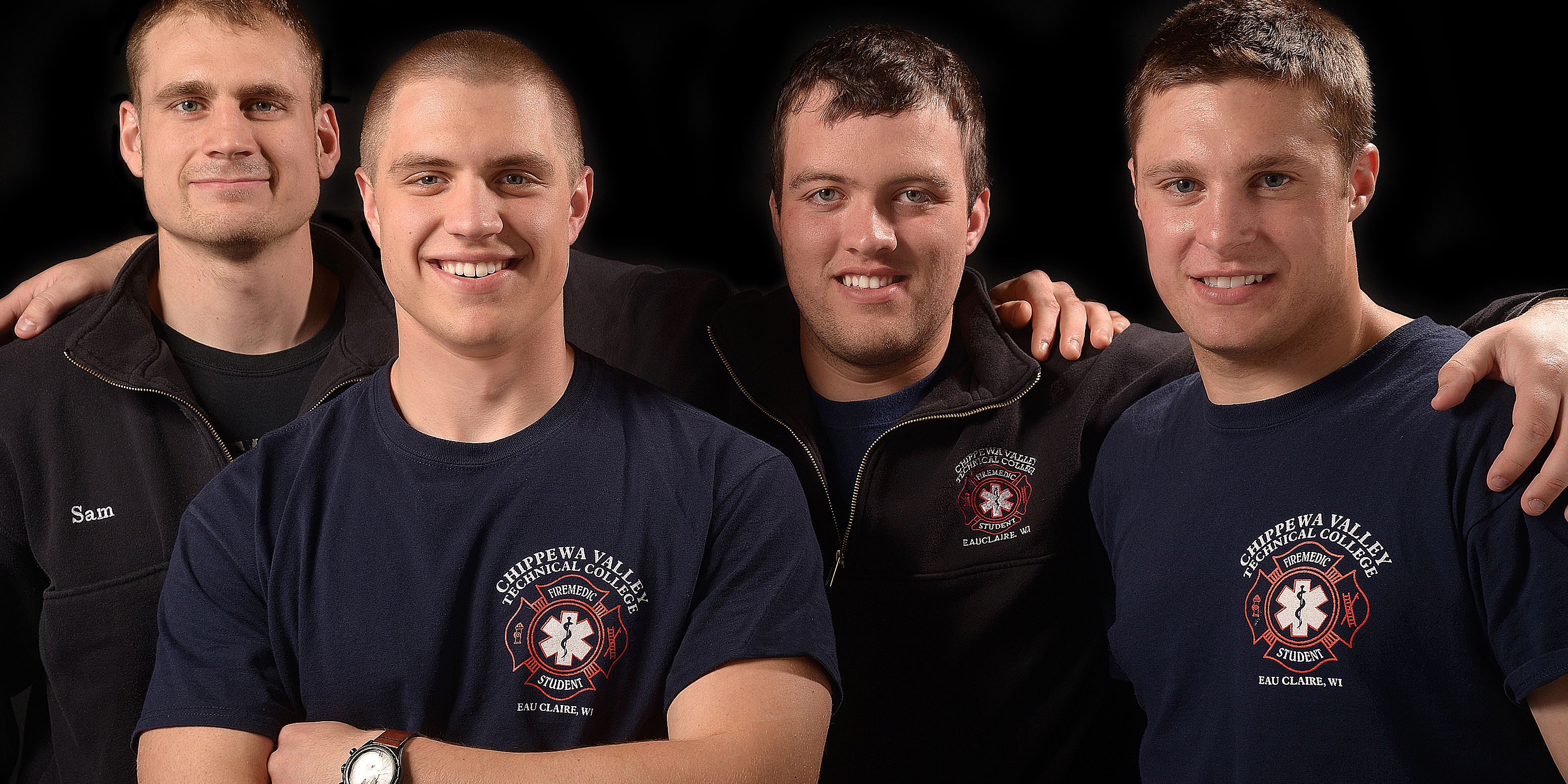 meet the firefighters
