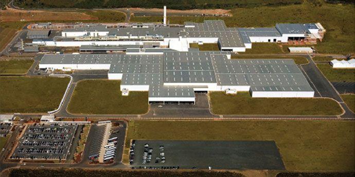 Toyota Brazil Plant