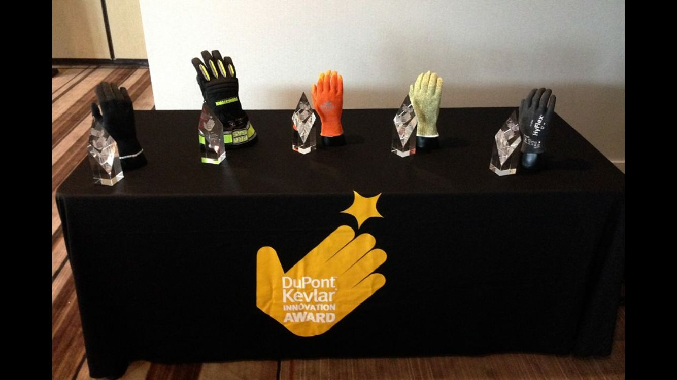 2015 DuPont™ Kevlar® Glove Innovation Award Winners