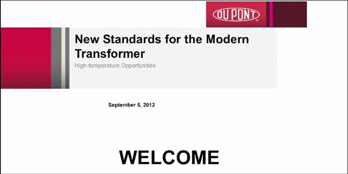 New Standards For The Modern Transformer Nomex