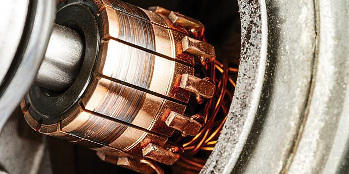 杜邦™ Nomex® 是电机绝缘材料的理想之选
