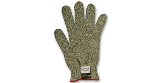 Protective gloves made with Kevlar® Armor provide high-risk areas with the maxim