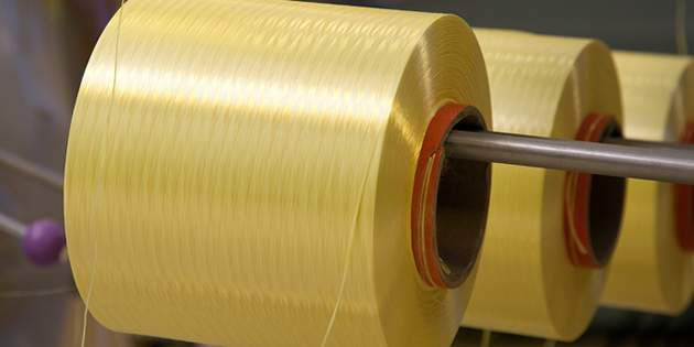 Versatile Kevlar® fibers — from Kevlar® 129 to Kevlar® KM2 — can be used for bal