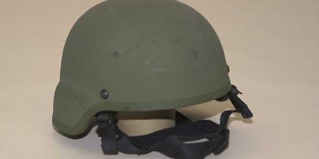 DuPont™ Kevlar® XP™ for hard armor allows for lighter helmets with minimal back