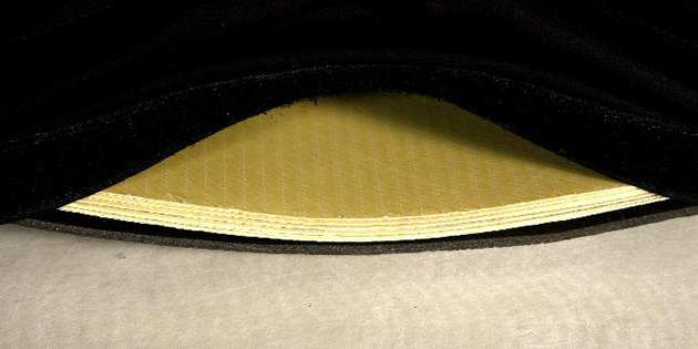 DuPont™ Kevlar® XP technology for soft armor helps provide lighter weight and re